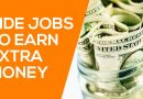 10 Great Side Jobs for Supplemental Income